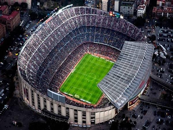 Bảng xếp hạng 10 sân vận đông bóng đá lớn nhất thế giới