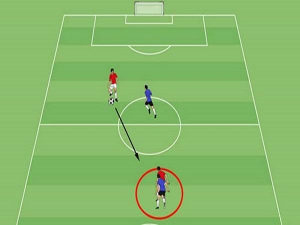 Cách phòng thủ trong bóng đá 5 người