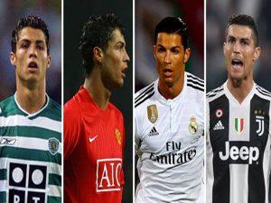Những bàn thắng đẹp nhất sự nghiệp của Cristiano Ronaldo
