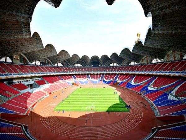 Điểm danh 5 sân vận động lớn nhất châu á