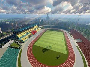 Tổng hợp tất cả những sân vận động lớn nhất Việt Nam
