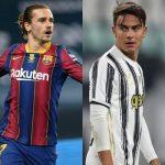 Bóng đá QT 17/3: Barcelona gạ Juventus đổi Griezmann lấy Dybala