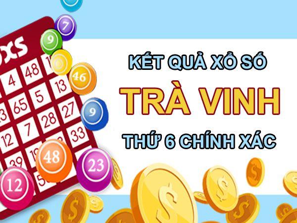 Phân tích XSTV 18/6/2021 chốt cầu lô số đẹp Trà Vinh