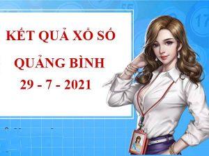 Phân tích xổ số Quảng Bình thứ 5 ngày 29/7/2021
