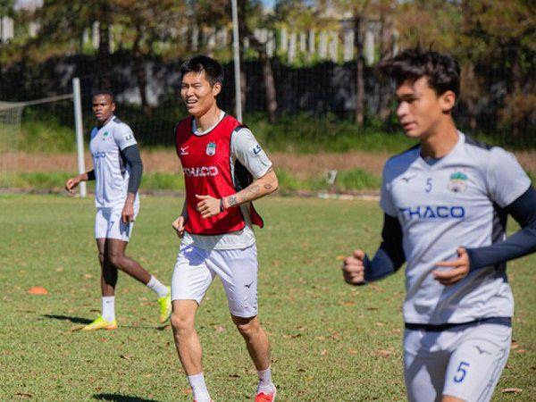Bóng đá Việt Nam 3/8: HAGL đón thông tin cực vui từ Kim Dong Su