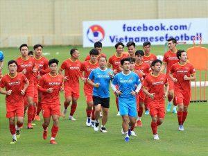Bóng đá Việt Nam 30/8: ĐT Việt Nam chốt chiến thuật đấu Saudi Arabia
