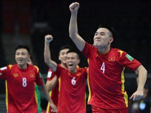 Bóng đá Việt Nam 20/9: Việt Nam gặp Nga ở Futsal World Cup