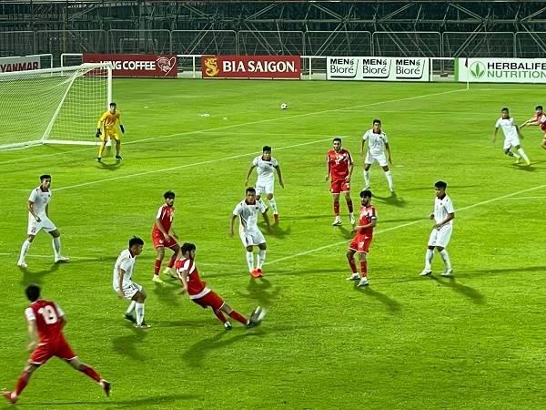 Bóng đá Việt Nam 12/10: U22 Việt Nam hòa Tajikistan ở trận giao hữu
